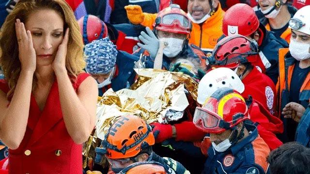 99 depreminde ailesini kaybetmişti! Elif'i görünce…