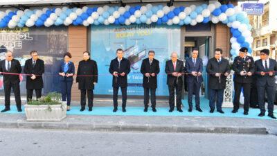 Limak Enerji Balıkesir Bölge Müdürlüğü yeni binası açılışı yapıldı