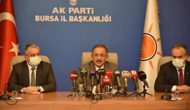 AK Parti'de yeni il başkanı arayışı… Bursa'ya pozitif ayrımcılık…
