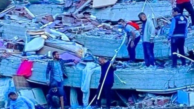 Microsoft çalışanından İzmir depremiyle ilgili skandal paylaşım