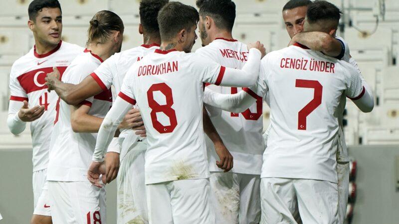 A Milli Takım'ın maç programı açıklandı…