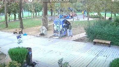 Bursa'da otobüsten çaldı, yardım kutusuna bıraktı
