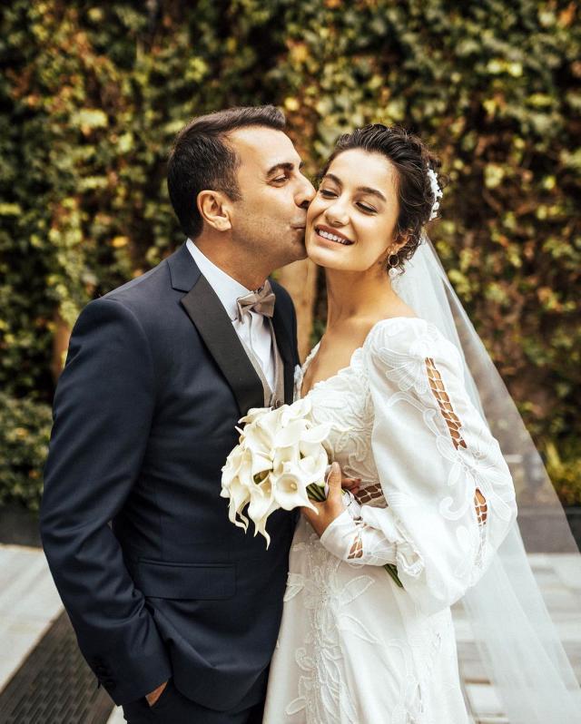 Oyuncu Emre Karayel ve Gizem Demirci evlendi…