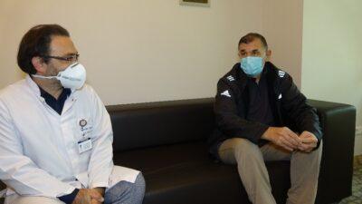 Bursa'da kan dolaşımı durdurulmadan kalp ameliyatı oldu