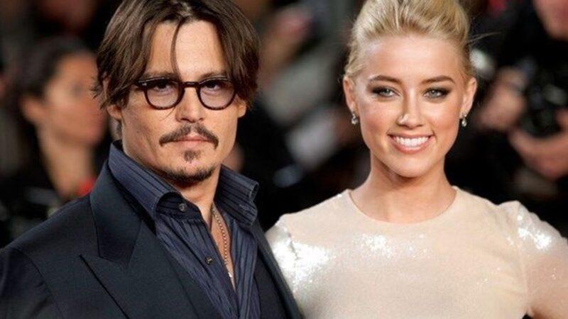Amber Heard'e şiddet uyguladığı iddia edilen Johnny Depp iftira davasını kaybetti