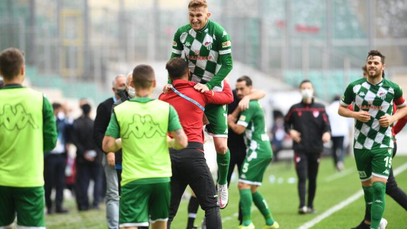 Bursaspor'un en büyük handikapı! 5 futbolcu…