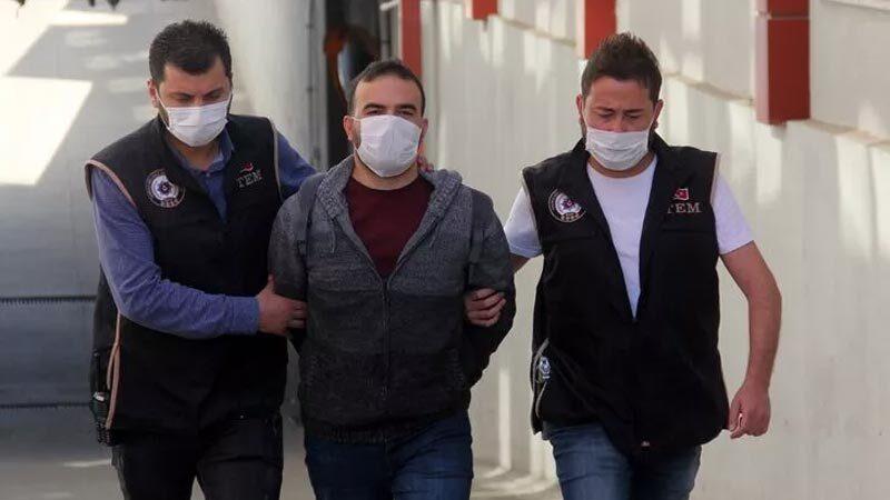 Duran Kalkan'ın telsizcisi ve fotoğrafçısı Adana'da yakalandı
