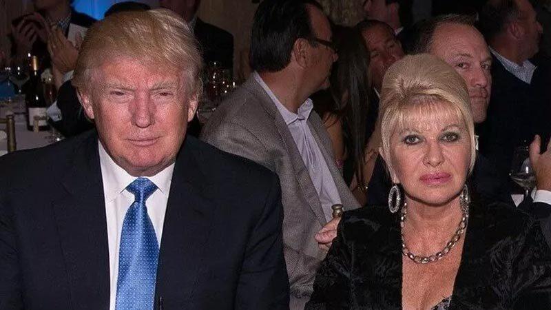 Donald Trump'ın eski eşi Ivana Trump'tan seçim yorumu