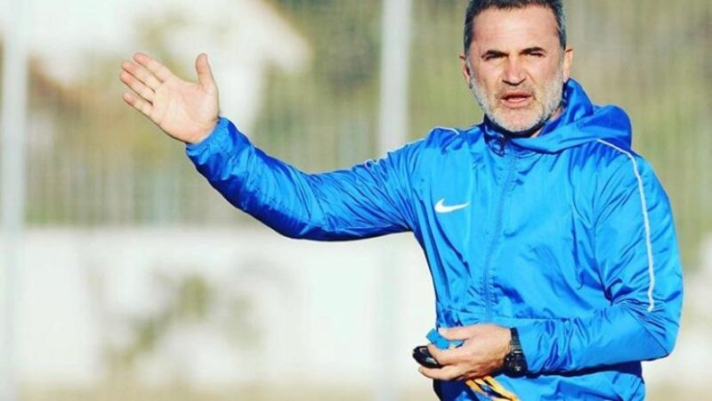 Bursalı teknik adam 2.Lig takımıyla anlaştı…. Tamer Tuna'nın ekibindeydi…