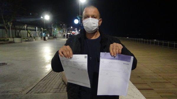 Bursa'da test bilmecesi! İşini kaybeden şoför özel hastaneye isyan etti…