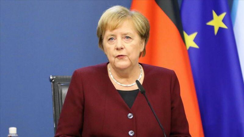 Merkel: Salgın kontrol altına alınırsa…