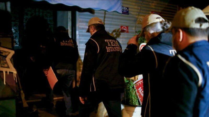21 ilde FETÖ operasyonu: 70 gözaltı