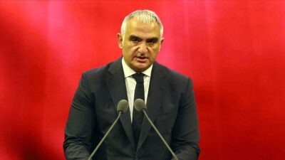 Bakan Ersoy: AKM'de artık montaj aşamasındayız