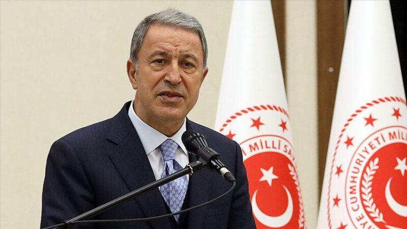 Bakan Akar'dan Azerbaycan açıklaması