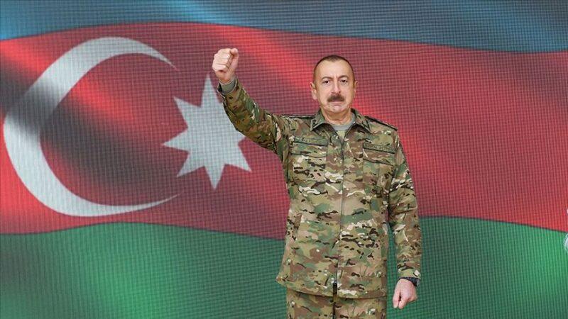 Aliyev güzel haberi duyurdu! Şuşa kenti işgalden kurtarıldı