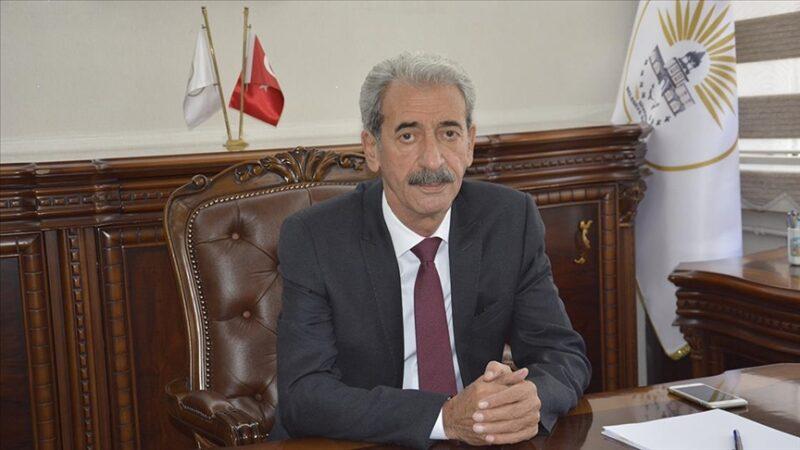 Siverek Belediye Başkanı görevinden istifa etti