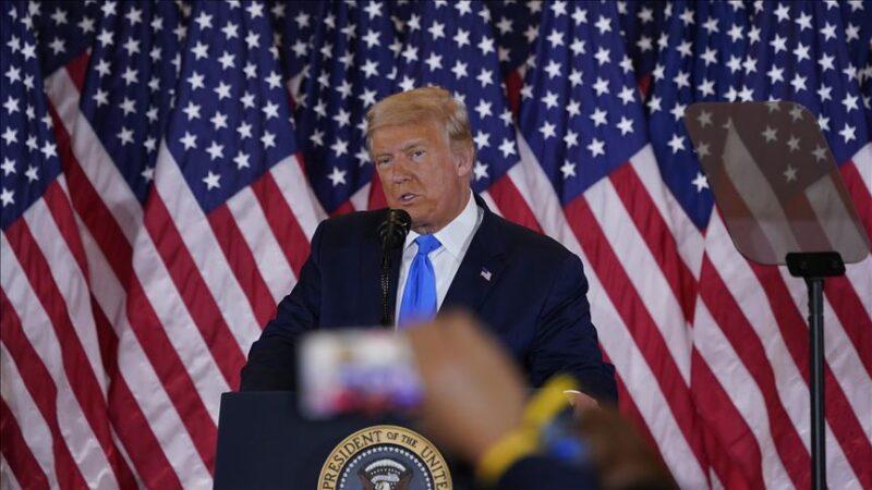 Trump'ın seçim ekibi Pensilvanya'da zafer ilan etti