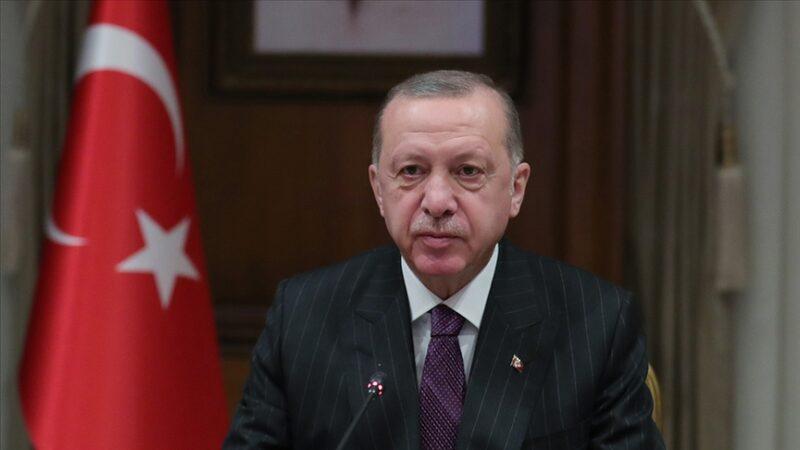 Cumhurbaşkanı Erdoğan: Türkiye olarak tüm platformlarda Kudüs davasına sahip çıkıyoruz