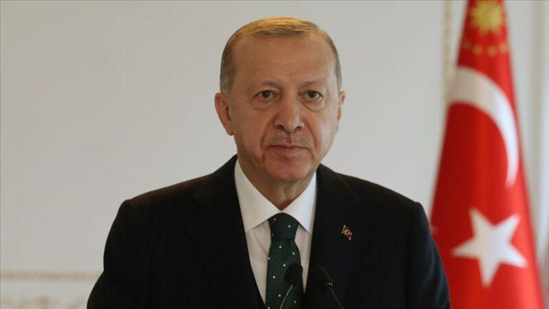 Cumhurbaşkanı Erdoğan'dan G20'ye korona mesajı