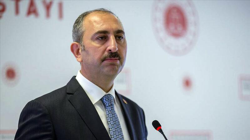 Adalet Bakanı Gül: Tüm haklarımızı kullanacağız
