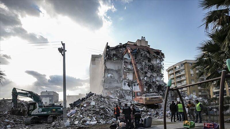 İzmir'de 214 'acil yıkılacak' bina tespit edildi