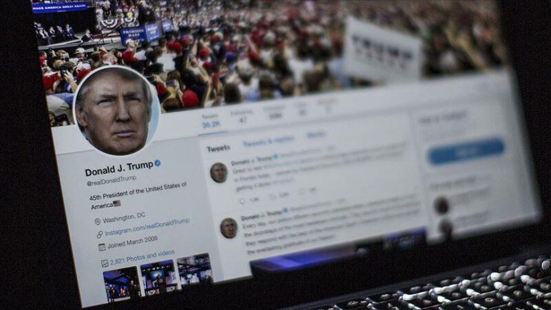 Twitter'dan Trump'ın paylaşımına 'uyarı' etiketi