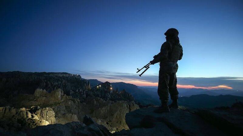 İkna yoluyla teslim olan terörist sayısı 189'a ulaştı