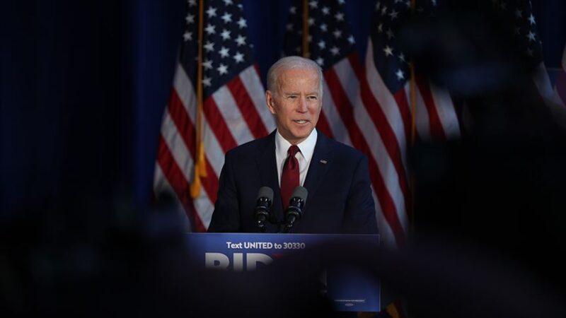 Joe Biden'a yönelik Türkiye'den ilk açıklama
