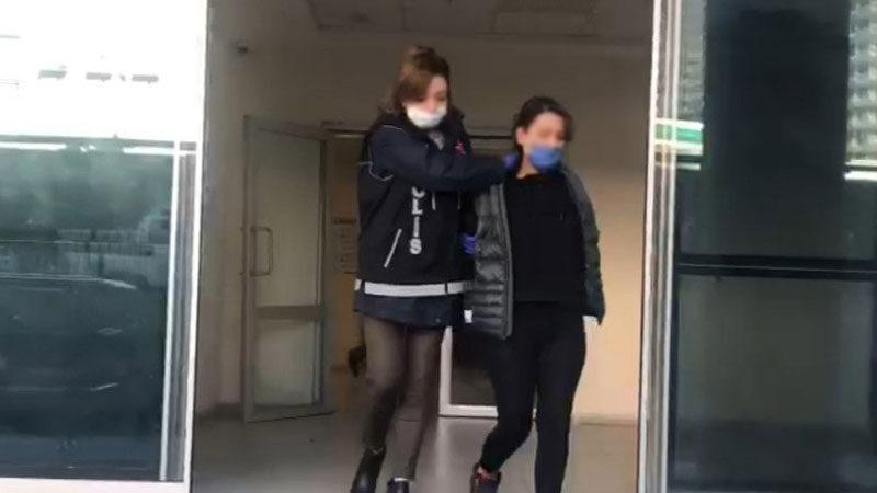 Bursa'da uyuşturucu satıcısı kadın tutuklandı