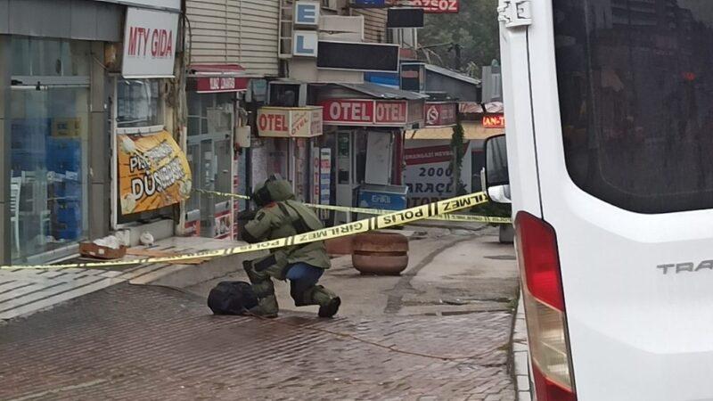 Bursa'da bomba ihbarı ortalığı karıştırdı! Meğer…