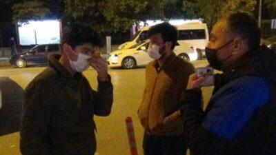 Bursa'da yasak olan yerde sigara içmesi pahalıya patladı