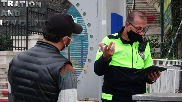 Bursa'da kısıtlamayı ihlal etti, savunması pes dedirtti