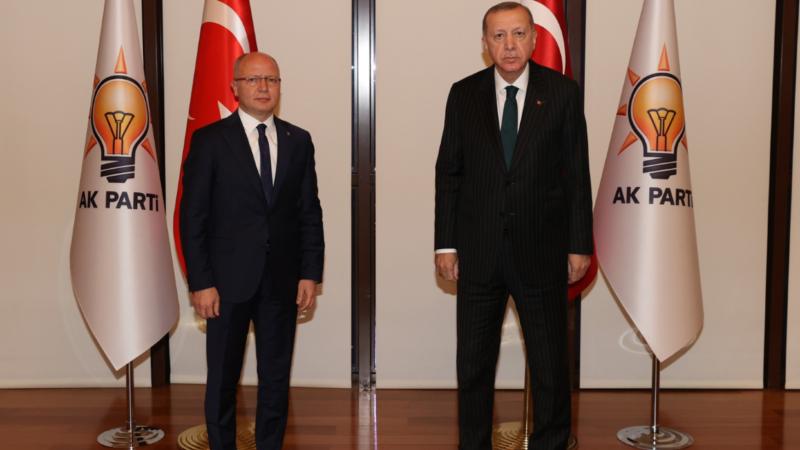 Cumhurbaşkanı görevi uyarıyla verdi: Bursa önemli, çok çalış, kucaklayıcı ol