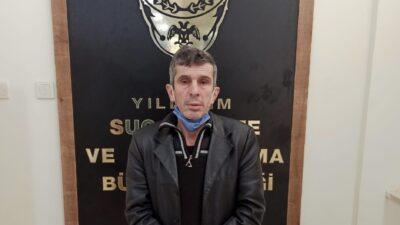 12 yıldır firari zanlı Bursa'da yakalandı!