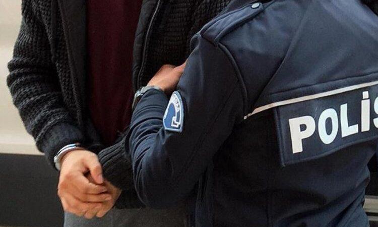 Tır şoförü polise rüşvet vermeye kalkınca gözaltına alındı