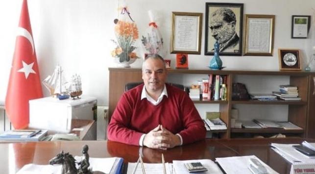 Enez Belediye Başkanı'nın Covid-19 testi pozitif çıktı