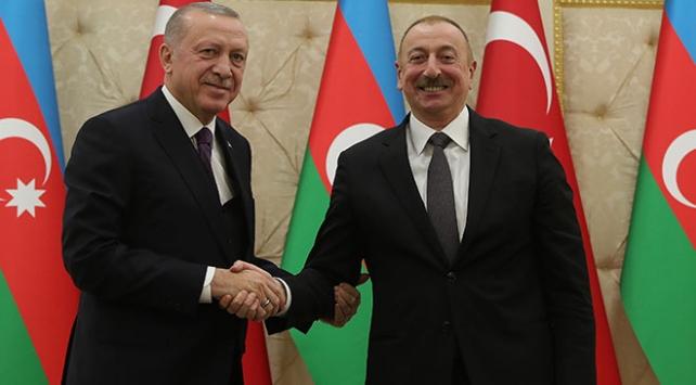 Cumhurbaşkanı Erdoğan Karabağ zaferi için Azerbaycan'a gidecek