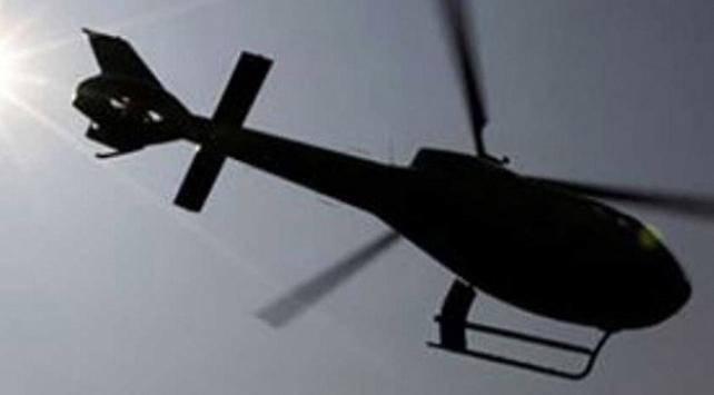 Fransa'da bir helikopter düştü: 5 ölü