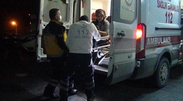 Mantardan zehirlenen 5 kişi hastaneye kaldırıldı