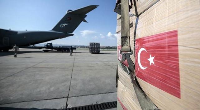 Türkiye'den birçok ülkeye hibe desteği
