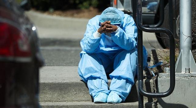 ABD'de kabus sürüyor: 1 günde 3 bin 374 ölüm