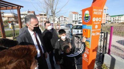 Akıllı Park uygulamasında bas-konuş devreye alındı