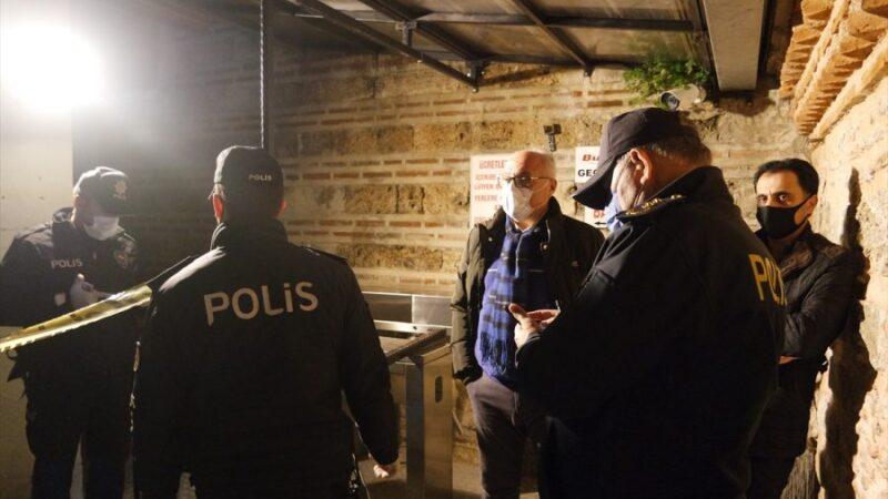 Bursa'da bir kişi cami tuvaletinde ölü bulundu