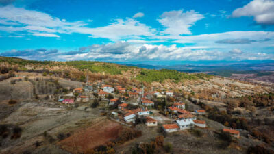 Yer: Bursa… Salgın öncesi 4 kişi yaşıyordu! Nüfusu 10 katına çıktı