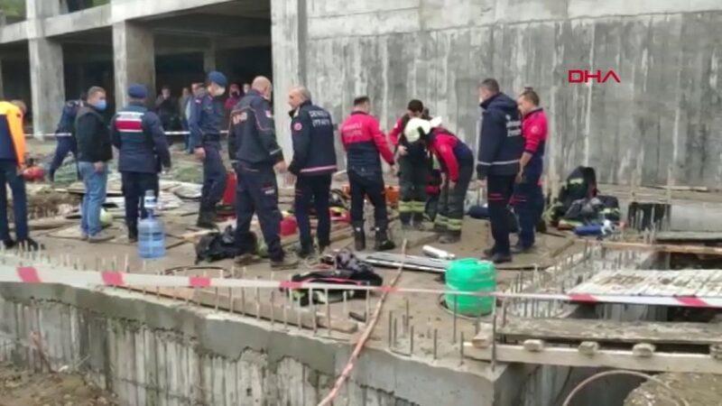Denizli'de facia! 3 işçi hayatını kaybetti