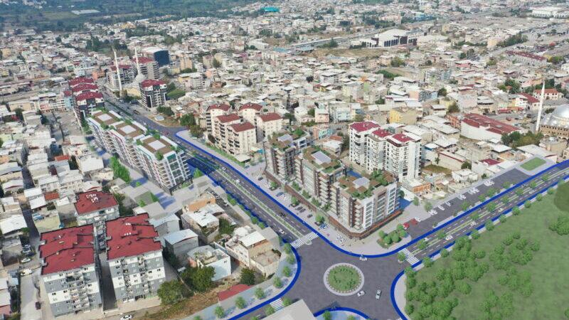Büyük dönüşüm Büyükşehir'le başlıyor