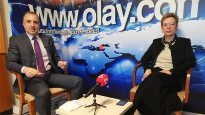 Nilüfer Kent Konseyi Başkanı Neslihan Binbaş, esnafın sıkıntılarını OLAY'da anlattı…