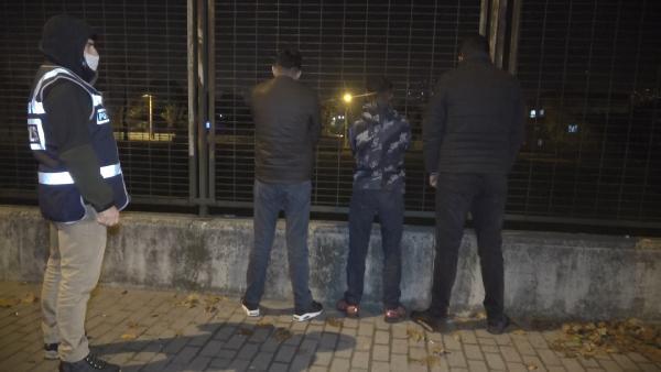 Bursa'da uyuşturucuyla yakalandılar! Sözleri şoke etti