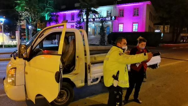 Bursa'da ehliyetsiz yakalandı! Mazereti ikinci cezadan kurtardı