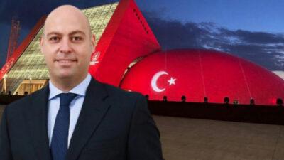 Bursa Filarmoni Derneği Başkanı Ömer Kızıl yeni CSO binası açılışına katıldı